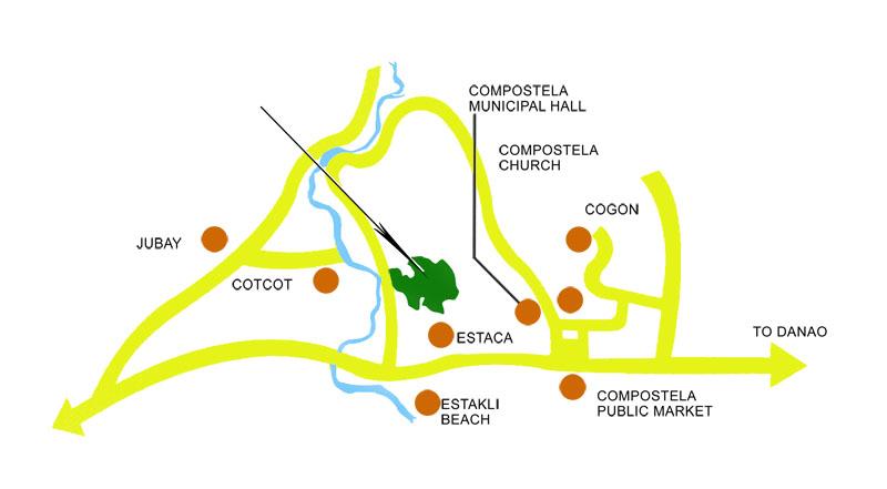 summerhills subdivision map